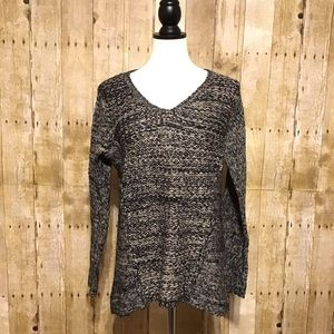 New Directions Chunky Knit Pullover Sweater XL